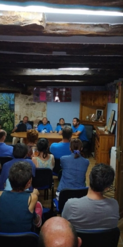 Charla homenaje a David García Alonso, X aniversario (3)
