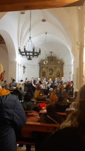 Concierto Iglesia Cuevas de San Clemente (2)