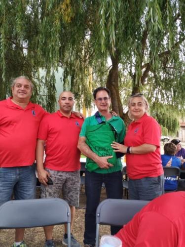 Día provincial de los pendones en Santervás de la Vega, Palencia (12)