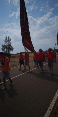 Día provincial de los pendones en Santervás de la Vega, Palencia (8)