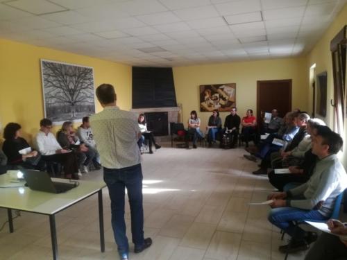 Encuentro de negocios en Villaespasa 8
