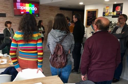 Encuentro de negocios en Villaespasa 4